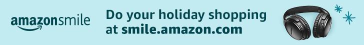 Shop Amazon Smile!